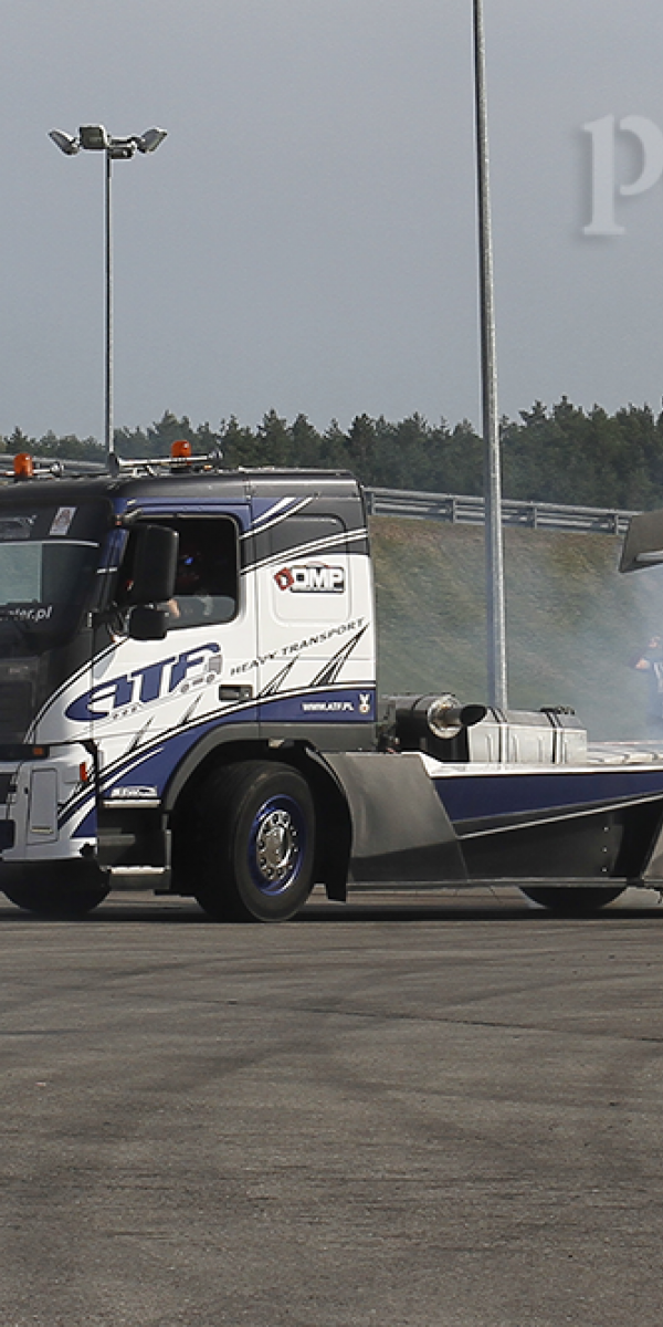 Volvo Trucks Experience Day