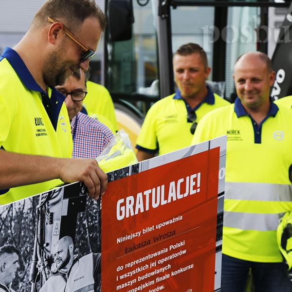 Finał konkursu Klubu Operatorów Volvo