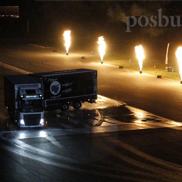 Volvo Trucks - kolejny raz na Jastrzębiu