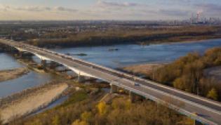 Wymiana nawierzchni most Anny Jagiellonki
