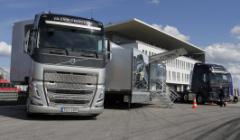 Volvo Trucks – konferencja, pokazy, targi!