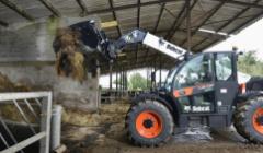 Rekordowe zamówienie ładowarek Bobcat