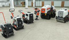 Nowa linia lekkich maszyn zagęszczających Bobcat
