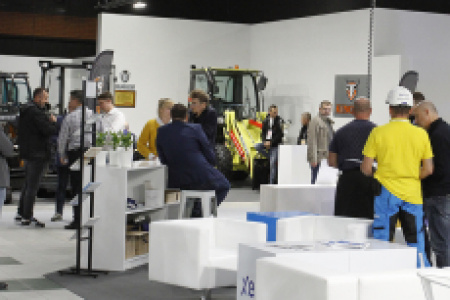 Warsaw Construction Machinery Exibition