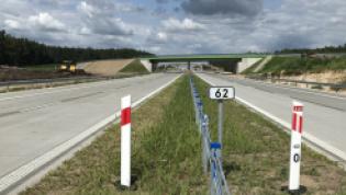 STRABAG udostępnił do ruchu drogę S61 na Podlasiu