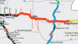 Autostrada A2 – dłuższa i szersza!